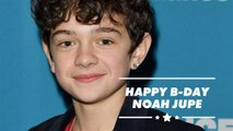 Noah Jupe is taking over Hollywood