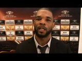 MIKE PEREZ REACTS TO BEING CHOSEN BY MAIRIS BRIEDIS IN ROUND 1 DRAFT OF WORLD BOXING SUPER SERIES