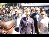 MADNESS! - CONOR McGREGOR CAUSES COMPLETE HAVOC AS HE GOES INTO CROWD / MAYWEATHER-McGREGOR