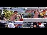 COMPARING THE POWER! - SAUL 'CANELO' ALVAREZ v GENNADY 'GGG' GOLOVKIN - WHO HAS IT? (SIDE-BY-SIDE)