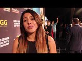 MARLEN ESPAZA ON FIGHTING CANELO v GGG UNDERCARD & HER THOUGTS ON THE BIG FIGHT / CANELO v GGG