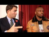 DILLIAN WHYTE & EDDIE HEARN UNCUT! - ON DEONTAY WILDER OFFER, HELENIUS, MONEY & THEIR RELATIONSHIP!