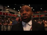 'WHY DOES DEONTAY WILDER KEEP TALKING ABOUT EDDIE HEARN? DiBELLA IS YOUR PROMOTER' - SPENCER FEARON