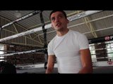 LEE SELBY (EXCLUSIVE) ON LAST 12 MONTHS, DEC 9th IBF TITLE DEFENCE, WARRINGTON, FRAMPTON & GALAHAD