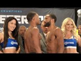ERROL SPENCE v LAMONT PETERSON - (FULL & COMPLETE) WEIGH IN & HEAD TO HEAD /SPENCE v PETERSON