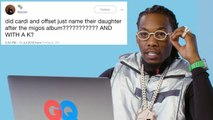 Offset Goes Undercover on Reddit, YouTube and Twitter