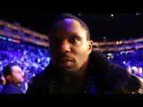 'A DELUDED DUMB A**HOLE' - DILLIAN WHYTE RIPS INTO DERECK CHISORA AFTER OKOLIE WIN OVER CHAMBERLAIN