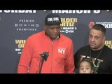 LUIS 'KING KONG ORTIS IMMEDIATE REACTION TO 1Oth ROUND KO DEFEAT WBC CHAMPION DEONTAY WILDER