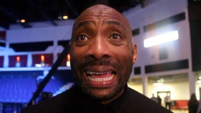 JOHNNY NELSON EXPLAINS EXACTLY WHY HE THINKS ANTHONY JOSHUA STOPS JOSEPH PARKER LATE (WEIGH-IN)