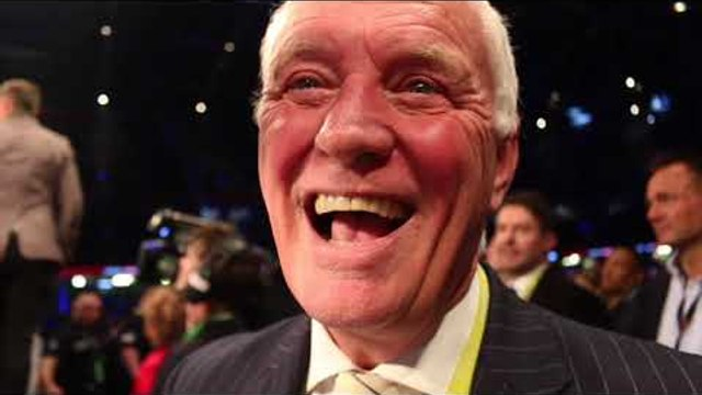 'WILDER & HIS TEAM NEED TO BE SENSIBLE' - BARRY HEARN REACTS TO ANTHONY JOSHUA BEATING JOSEPH PARKER