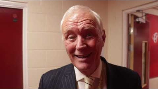 BARRY HEARN REACTS TO ANTHONY JOSHUA WIN OVER JOSEPH PARKER & TALKS WBC CHAMPION DEONTAY WILDER