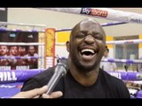 'IM GONNA RUB HIS BALD HEAD!' - DILLIAN WHYTE RAW ON LUCAS BROWNE, RIPS INTO DEONTAY WILDER STYLE.