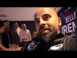 'I DONT WANT TONY BELLEW TO FIGHT AGAIN' - TRAINER DAVE COLDWELL REACTS TO TKO OF DAVID HAYE