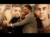 'IT FELT LIKE MONEY' -DAVE ALLEN SAYS LIKE EDDIE HEARN FEELS LIKE AN UNCLE -AFTER PAIR SHARE EMBRACE