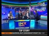 NewsX@9: 2G spectrum auction flops; BJP, Cong play blame game
