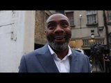 'DEONTAY WILDER FIGHTS LIKE CAPTAIN CAVEMAN, ITS EFFECTIVE, TYSON FURY CAN BEAT HIM' -SPENCER FEARON