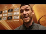 'I WILL STOP GEORGE GROVES. HE'S NOT AS GOOD AS HE WAS - WHEN HE WAS WITH ADAM BOOTH' - CALLUM SMITH