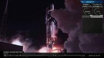 SpaceX Launches Nusantara Satu Satellite On Falcon 9