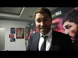 EDDIE HEARN REACTS TO BROOK WIN OVER ZERAFA, KHAN-CRAWFORD PROBABLE, SOCIAL MEDIA HATER RANT!