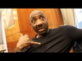 'I AM DISAPPOINTED IN AMIR KHAN FOR WHAT HE SAID ABOUT BROOK - IT WAS DIRTY & LOW!!' JOHNNY NELSON