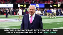 Patriots Owner Robert Kraft Charged in Prostitution Ring Bust