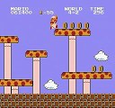 Trying to make speed run with Super Mario Bros for NES