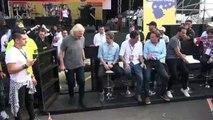 Richard Branson hosts LiveAid concert for Venezuela