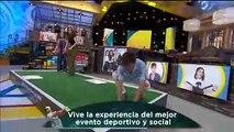 Todo Un Show |¡Reta de Mini Golf en Todo Un Show! Roger vs Cynthia vs Carla.