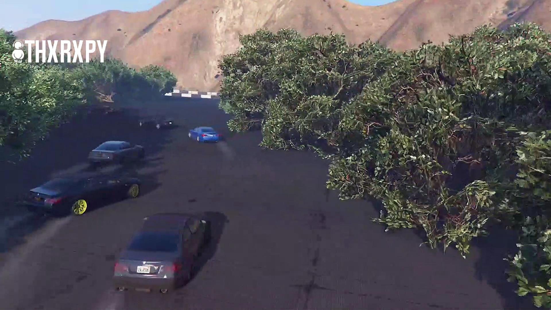 GTA 5 Drifting | Drift Like A Pro (No Cheats) thxrxpy