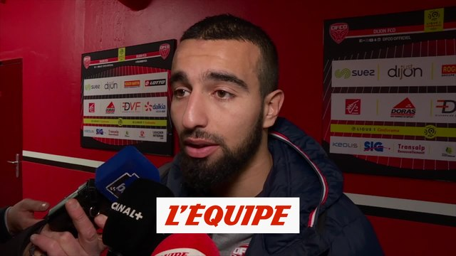 Sliti «On va se battre jusqu'au bout» - Foot - L1 - Dijon