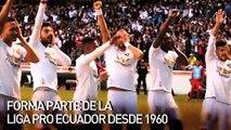 Top 5 campeones LigaPro Ecuador