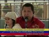 Chávez suspende las relaciones con Colombia mientras Uribe sea su presidente