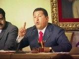 Chávez vuelve a tomarla con el Rey y le exige que se disculpe
