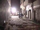 Explosión en Cangas do Morrazo