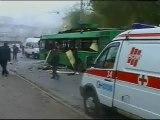 Una bomba en una autobús en Rusia provoca la muerte de ocho personas y decenas de heridos