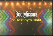 Destiny's Child Bootylicious Karaoke Version