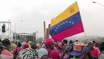 En Venezuela, chavismo abre tres días de concierto en frontera
