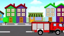 Fire-Fire - Fire Brigade & Fairy Tales for Kids _ Tale For Children