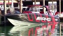 2019 Cigarette Racing 41 GTR AMG 1600hp Boat - Walkthrough - 2019 Miami Boat Show