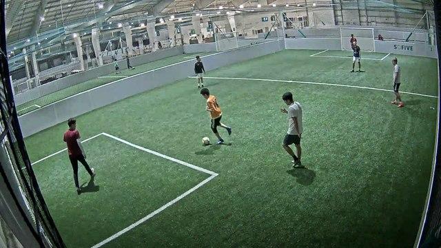 02/23/2019 00:00:01 - Sofive Soccer Centers Rockville - San Siro