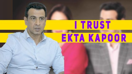 Ronit Reveals He Was Not Ready To Be Part Of Kasauti