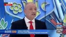 Dezbatere Electorală la Jurnal TV, 22 februarie 2019: Sergiu Mocanu (Antimafie), Sergiu Reniţă (PN), Vitalia Pavlicenco (PNL)