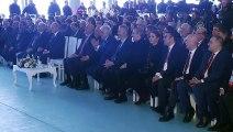 Tersane İstanbul Temel Atma Töreni - Binali Yıldırım (3) - İSTANBUL