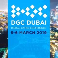 إنضموا الى مؤتمر روّاد صناعة الألعاب في الشرق الأوسط بالتعاون مع DGC Games