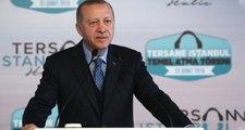 Erdoğan: Tersane İstanbul Projesi, 60 Bin İnsanımıza Yeni İstihdam Sağlayacak