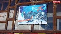 La montagne insolite #2 : le snowkite, dans l'air du temps