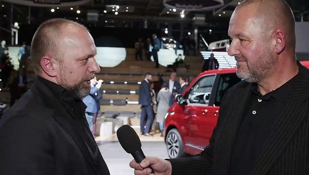 VW T6.1 World premiere of the new Volkswagen Transporter