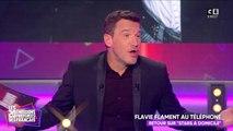 """VIDEO. """"C'était des moments incroyables"""" : Quand Benjamin Castaldi appelle son ex, Flavie Flament, en direct"""
