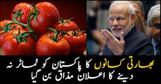 Indian farmer's decision of not providing tomatoes trolled badly
