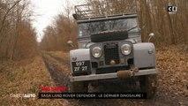Dans le rétro : Le Land Rover Defender - Direct Auto - 23/02/2019
